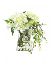 J. Richard JRB-1833W - 13X16X10 HEAVENLY HYDRANGEA