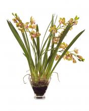 J. Richard JRB-2414W - 32X28X28 FRESH ORCHIDS