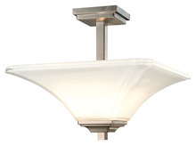 Minka-Lavery 1816-84 - 2 Light Semi Flush Mount
