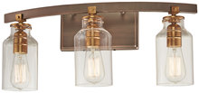 Minka-Lavery 3553-588 - 3 Light Bath