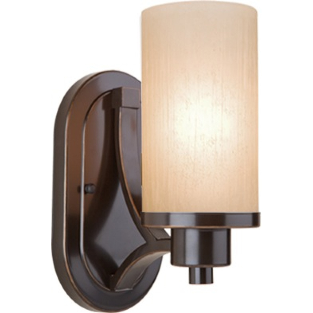 Parkdale 1 Light  Oil Rubbed Bronze Wall Bracket