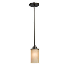 Artcraft AC1300OB - Parkdale 1 Light  Oil Rubbed Bronze Pendant