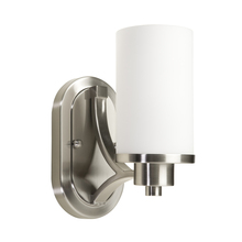 Artcraft AC1301PN - Parkdale 1 Light  Polished Nickel Wall Bracket