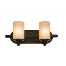Artcraft AC1302OB - Parkdale 2 Light  Oil Rubbed Bronze Bathroom Vanity