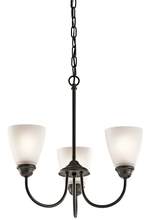 Kichler 43637OZ - Mini Chandelier 3Lt