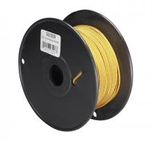 Satco Products Inc. 93/208 - 18/1 Rayon Braid 90°C Wire 250 Ft./Spool