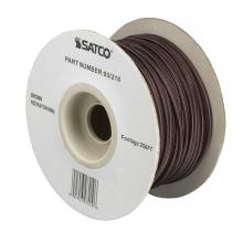 Satco Products Inc. 93/210 - 18/2 Rayon Braid 90°C Wire 250 Ft./Spool
