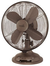 "Minka-Aire F300-ORB - Retro Style Fan 10"" - Oil Rubbed Bronze"