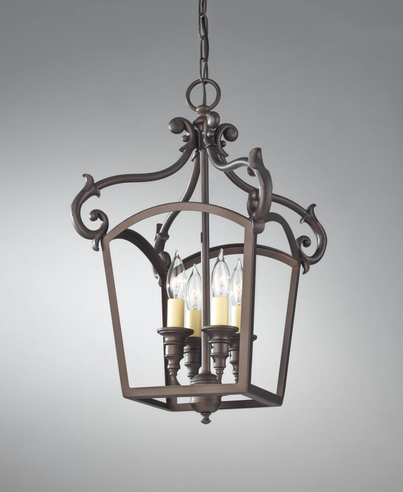 4 - Light Hall Chandelier