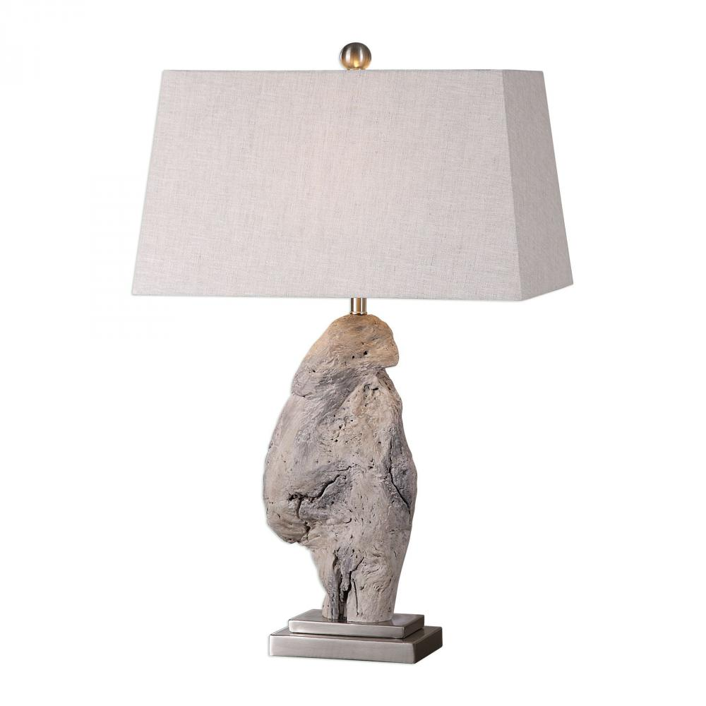 Uttermost Worley Driftwood Table Lamp
