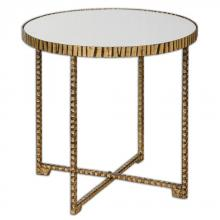 Uttermost 24433 - Uttermost Myeshia Round Accent Table