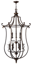 Hinkley 4259OB - Chandelier Plymouth