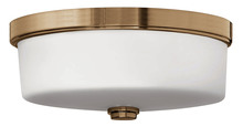 Hinkley 5421BR - Foyer Flush Mount