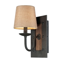 ELK Lighting 14130/1 - Early American 1 Light Wall Sconce In Vintage Ru