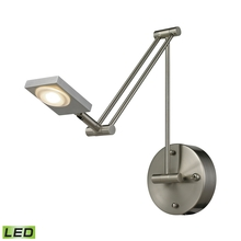 ELK Lighting 54018/1 - Reilly 1 Light Swingarm In Brushed Nickel And Br